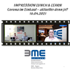 Impression Corona Luch Learn